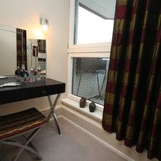 Eclectic Bedroom by Celia James