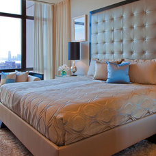 Modern Bedroom by Andrew Suvalsky Designs