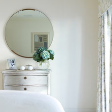 Transitional Bedroom by Thorp Design