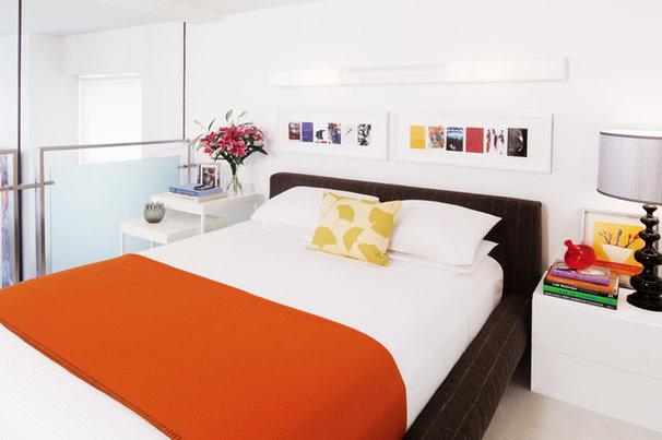 Modern Bedroom by Diego Alejandro  Interior Design