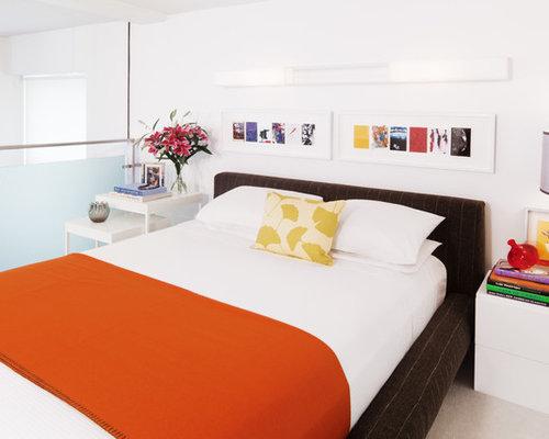 Decorare le pareti della camera da letto - Foto e idee   Houzz