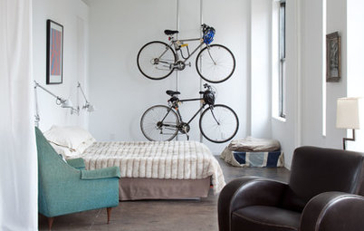 Design Cycles: 21 Ways to Store and Style Your Bike Inside