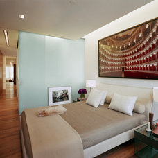 Contemporary Bedroom by Gabellini Sheppard Associates