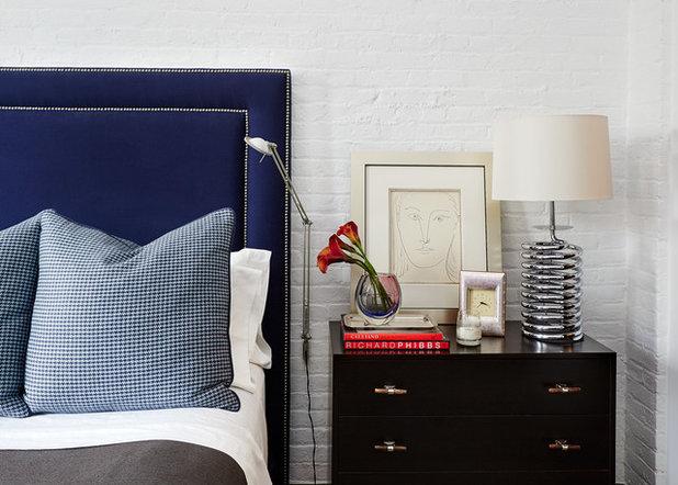 Contemporary Bedroom by BK Interior Design