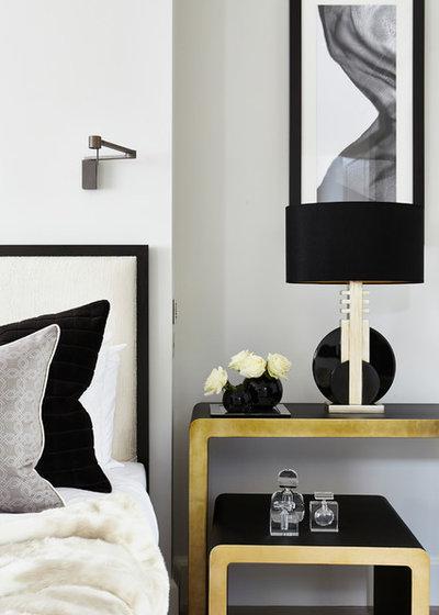 Tendens: den elegante sorte farve i hjemmet