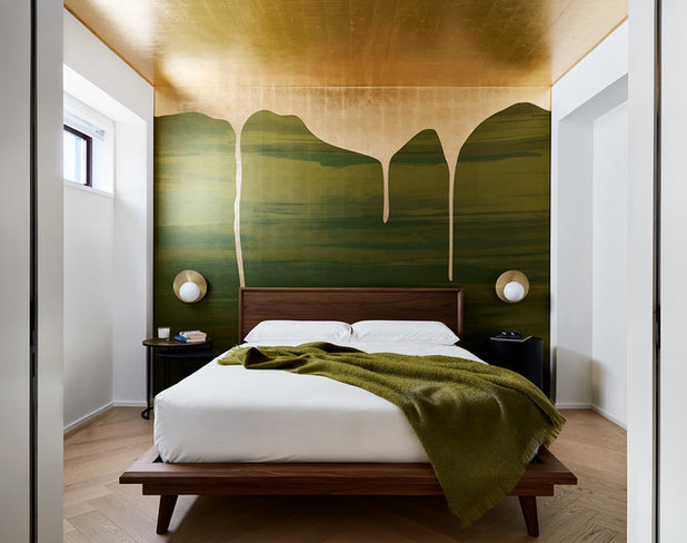 Contemporary Bedroom by STADT Architecture