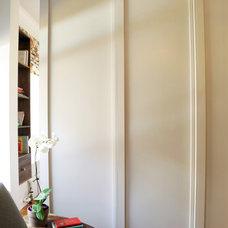 Contemporary Bedroom by Facet 14 Studio LLC