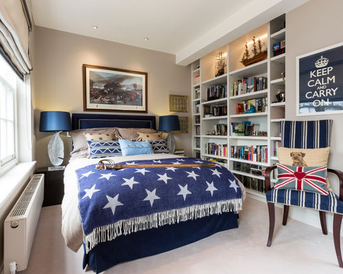 boy bedroom | houzz