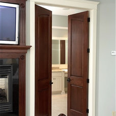 Traditional Bedroom by Stallion Doors and Millwork