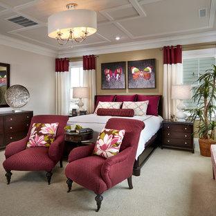 Burgundy Carpet Houzz