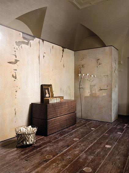 Eclectic Bedroom by usona