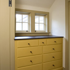Traditional Bedroom by Fredendall Building Company