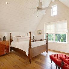 Rustic Bedroom by Platt Architecture, PA