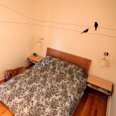 Modern Bedroom by Studio  Zerbey Architecture + Design