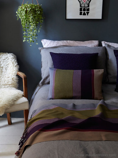 Contemporary Bedroom by Maud interiors