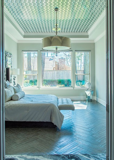 Modern Bedroom by By Design Interiors, Inc