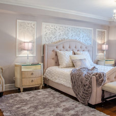 Traditional Bedroom by Seven In Design