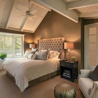 Chic yet cozy master retreat