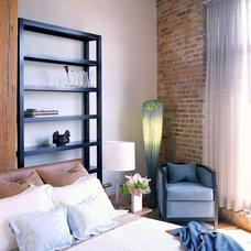 Contemporary Bedroom by Scrafano Architects