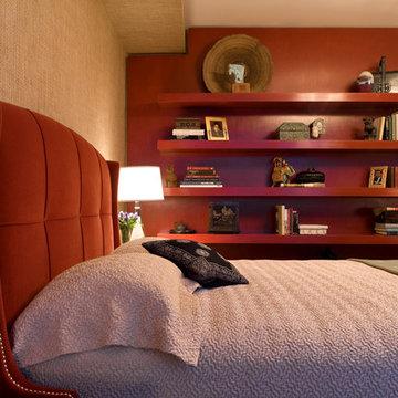 Chicago Luxury Condo master bedroom