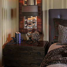 contemporary bedroom by Kamarron Design, Inc.