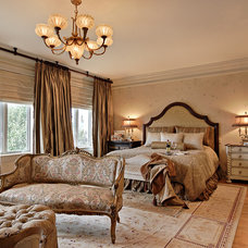 Traditional Bedroom by Van H. Robinson