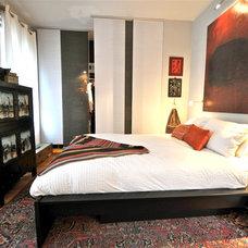 Bedroom by Valerie McCaskill Dickman