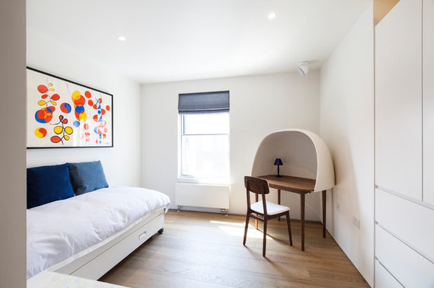 Contemporary Bedroom by Denhof Design