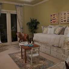 Traditional Bedroom by Allegro Limited