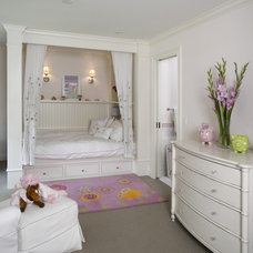 Traditional Bedroom by Orren Pickell Building Group