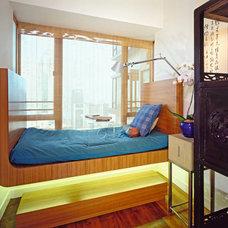 Asian Bedroom China Home Inspirational Design Ideas Michael Freeman Yao Jing
