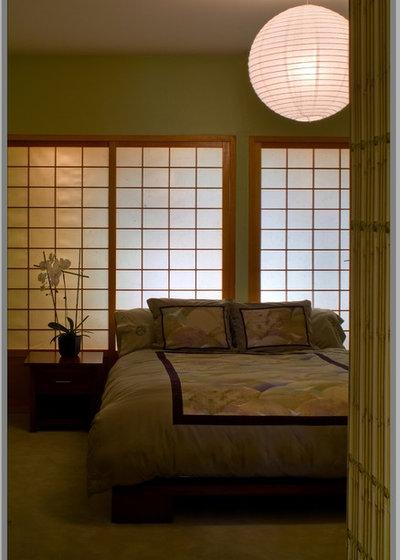 Asian Bedroom by Tracy Murdock Allied ASID