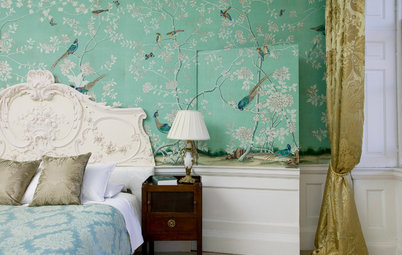 Tempted to Try Wallpaper? 10 Tips for Finding the Right Pattern