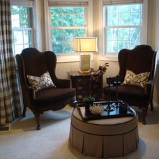 Traditional Bedroom by Christi Towne Designs