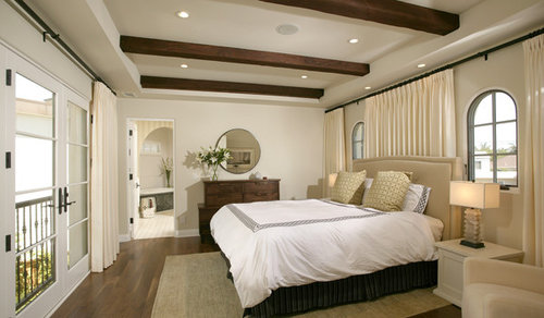 Beams In Tray Ceiling Houzz