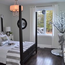 Contemporary Bedroom by New View Designs by Laurie Cole