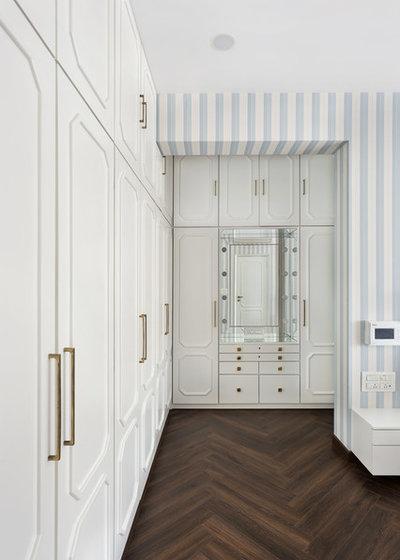 Contemporary Bedroom by Essajees Atelier