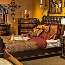 Traditional Bedroom by Jerome's Furniture