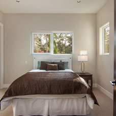 Contemporary Bedroom by Bellano Tile Company
