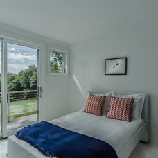 Farmhouse Bedroom by Blansfield Builders, Inc.