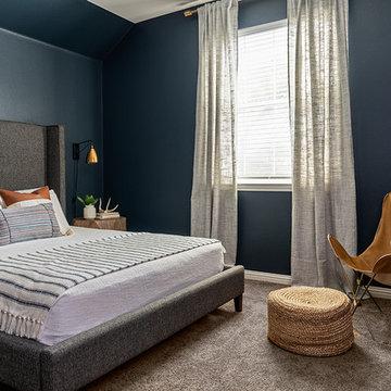 Circle C Cozy Modern- Guest Bedroom