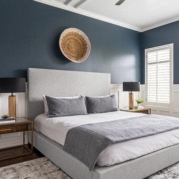 Circle C Cozy Modern- Master Bedroom