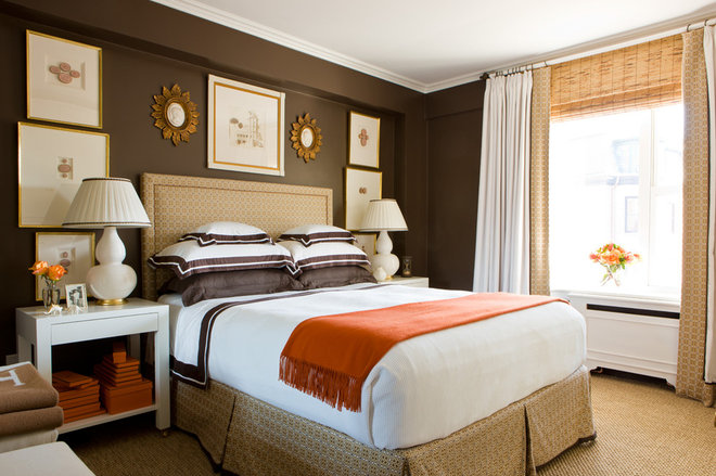 Traditional Bedroom by Gary McBournie Inc.
