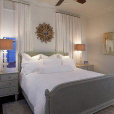 Traditional Bedroom by The French Mix Interior Design