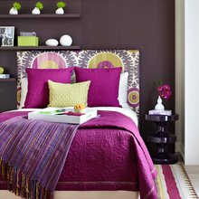 How to use patterned fabric
