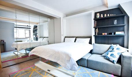 Hjælp – hvordan får jeg bedst plads til min seng i stuen?