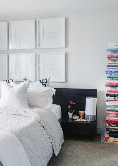 Contemporary Bedroom by Nest Design Studio