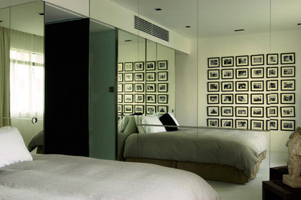 Contemporary Bedroom by CL3