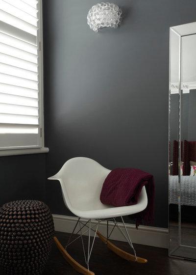 Contemporaneo Camera da Letto by Chantel Elshout Design Consultancy