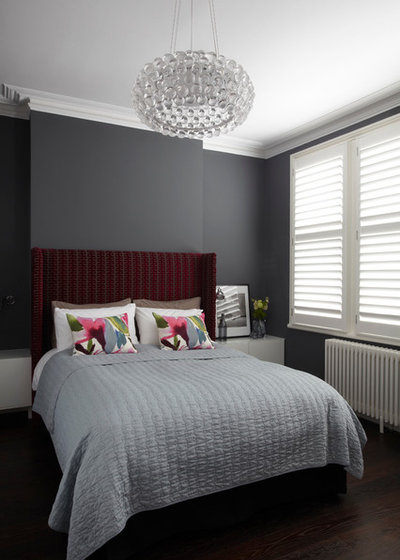 Contemporary Bedroom by Chantel Elshout Design Consultancy